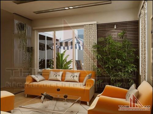 Thiết kế nội thất biệt thự  anh Minh