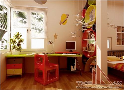Thiết kế nội thất nhà lô phố   anh Hùng