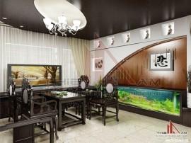 Thiết kế nội thất biệt thự – Mr Tuấn