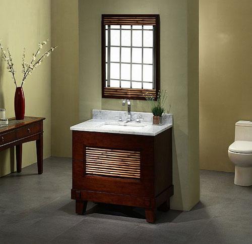 Nội thất phòng tắm hoàn hảo