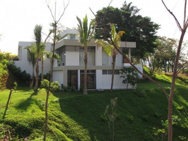 Không gian màu xanh lá cây ở Costa Rica - Archi