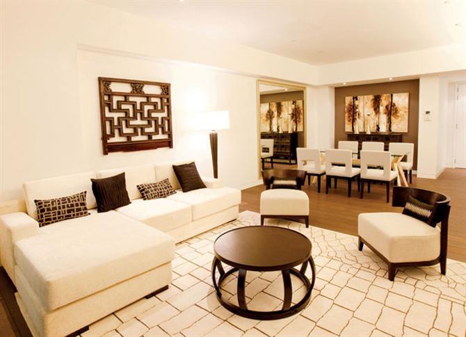Nội thất căn hộ cao cấp nhất Hà Thành - Archi
