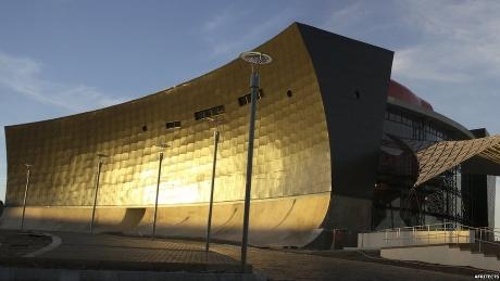 Những công trình kiến trúc tiêu biểu tham dự WAF 2012