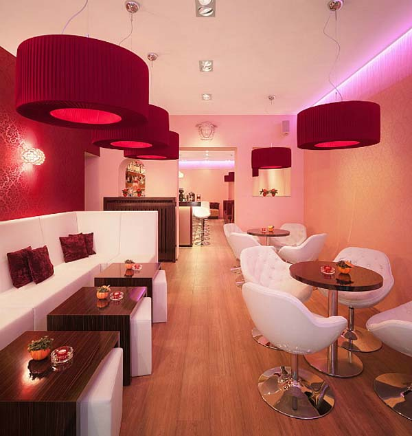 Thiết kế quán bar quyến rũ ở Berlin - Archi