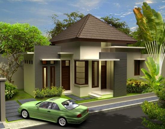 Mẫu nhà đơn giản mà đẹp