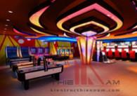 Thiết kế nội thất phòng game – Thế giới game Magic City