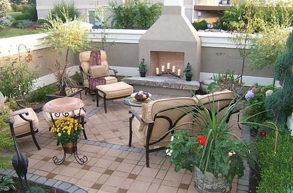 15 mẫu thiết kế sân vườn theo phong cách truyền thống