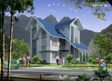 Thư viện nhà đẹp Thiên Nam