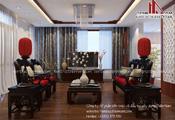 Thiết kế nội thất biệt thự – Anh Giang, Hà Nội