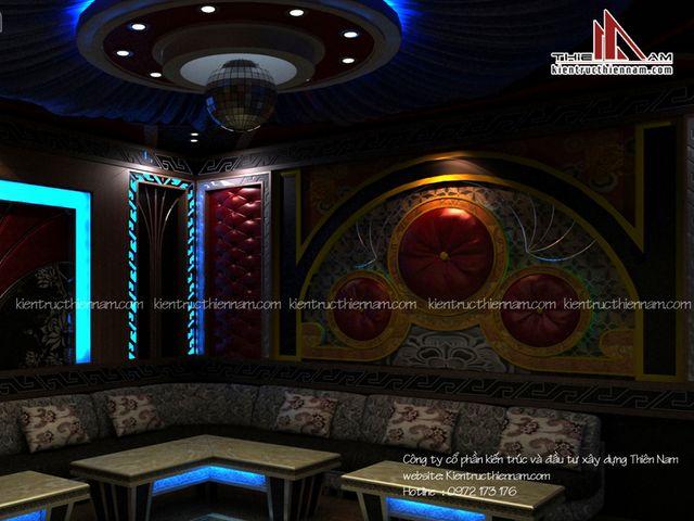 thiet ke noi that karaoke 4